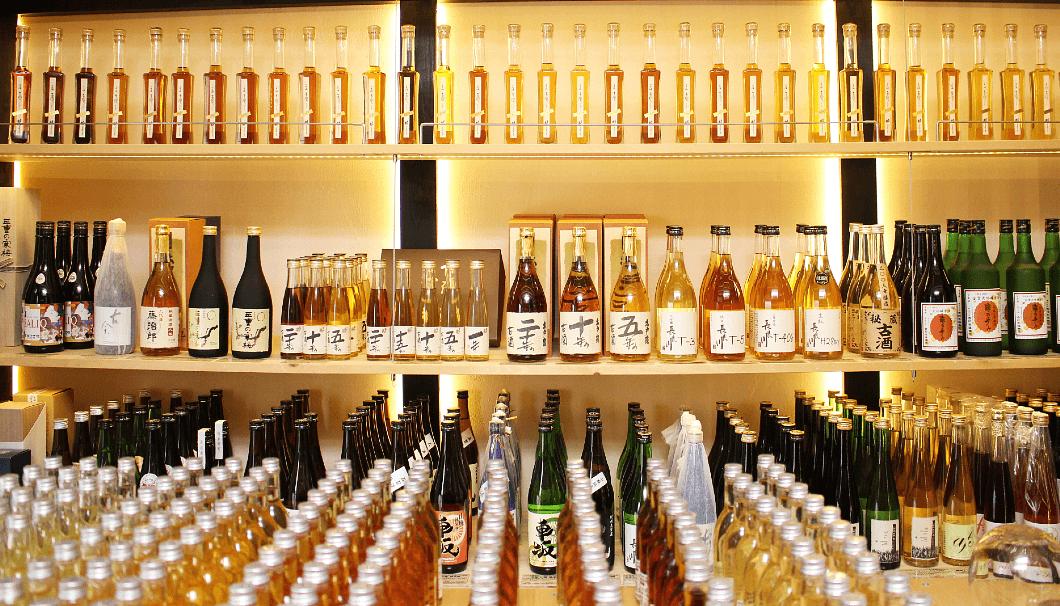 東京都杉並区の古酒・熟成酒専門店「いにしえ酒店」