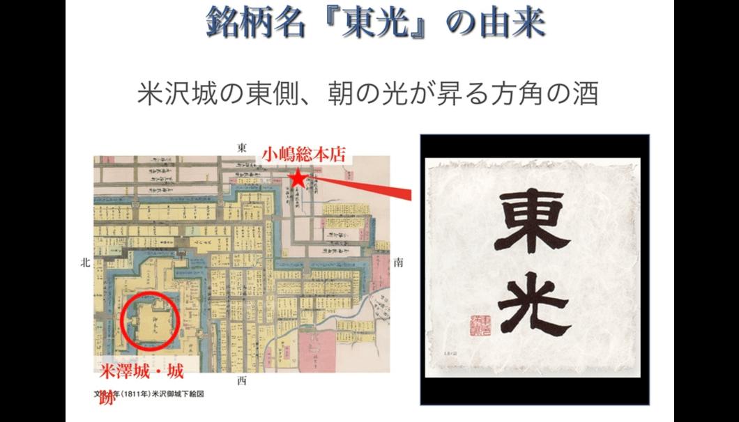 小嶋総本店の位置