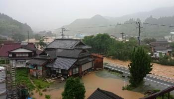 2020年7月に九州地方を中心に起きた豪雨災害
