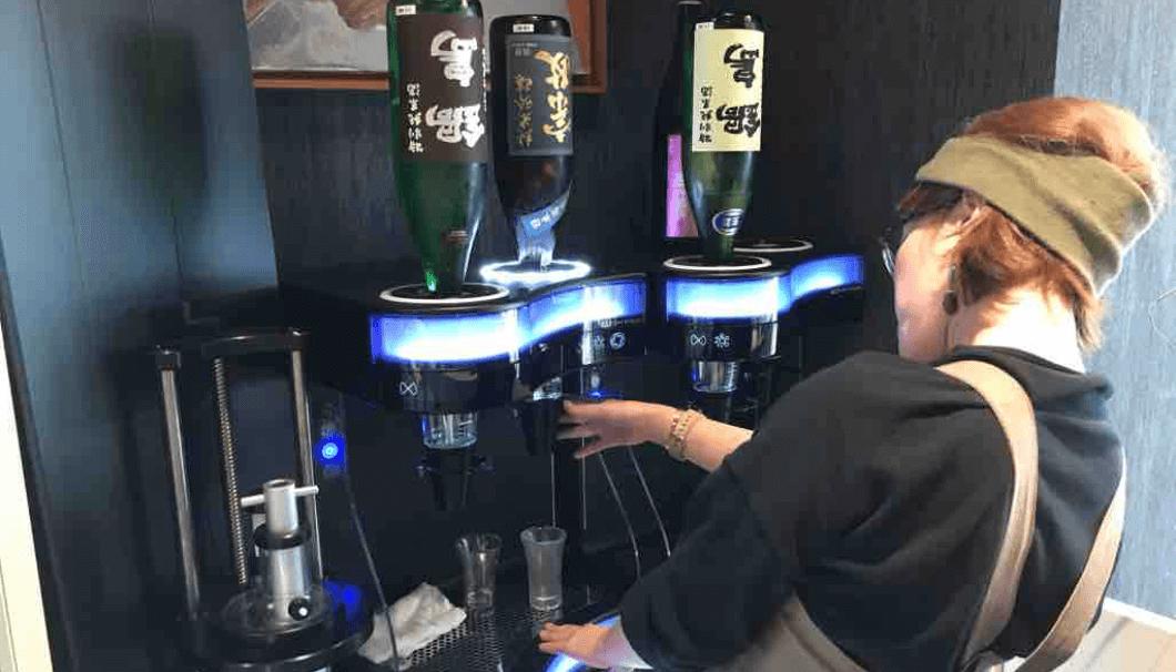 「國酒文化振興酒場ー佐賀ー」 お客様持ち込みの日本酒を「抗酸化」でボトルキープするサービス
