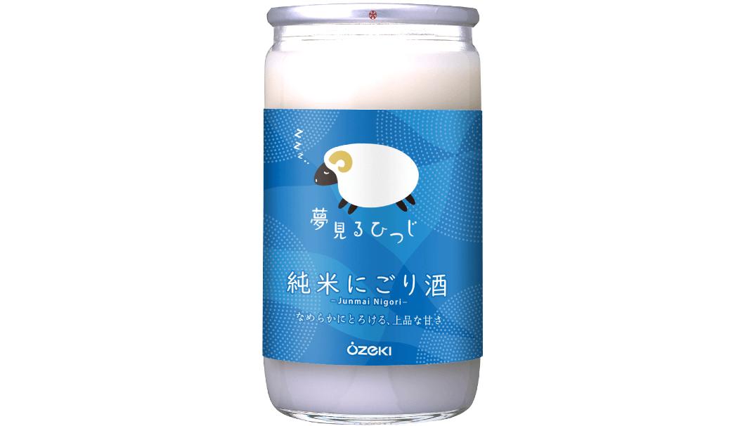 大関株式会社(兵庫県西宮市)「純米にごり酒 夢見るひつじ」
