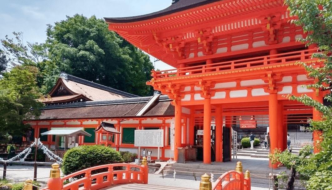 賀茂別雷神社の楼門