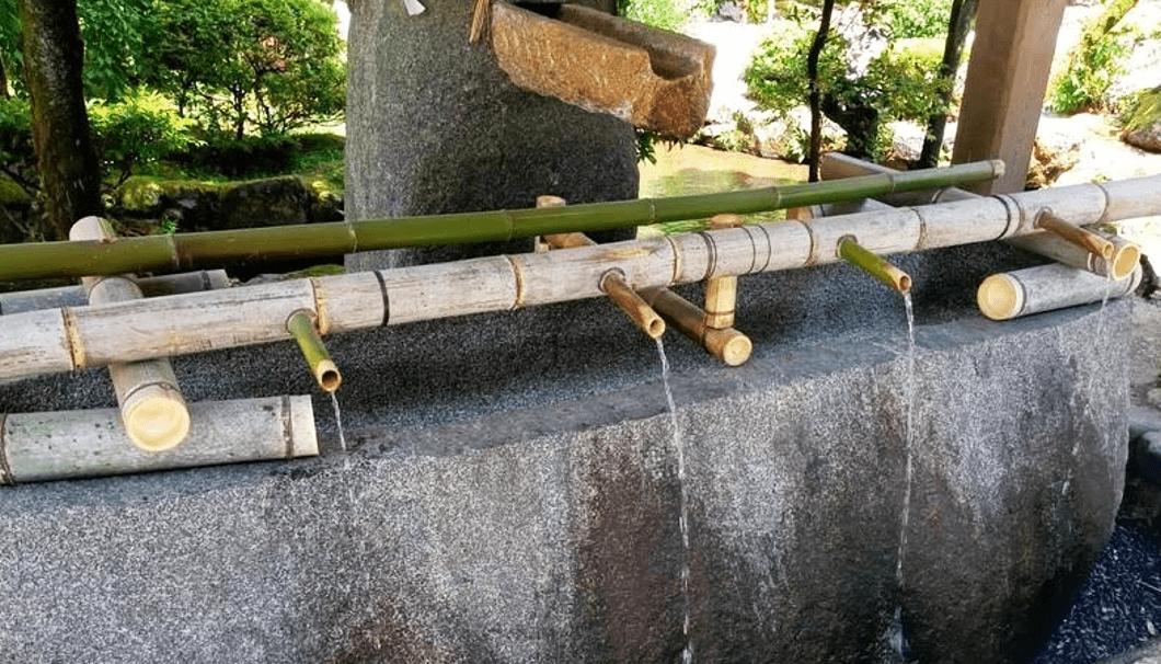 賀茂別雷神社のご神水