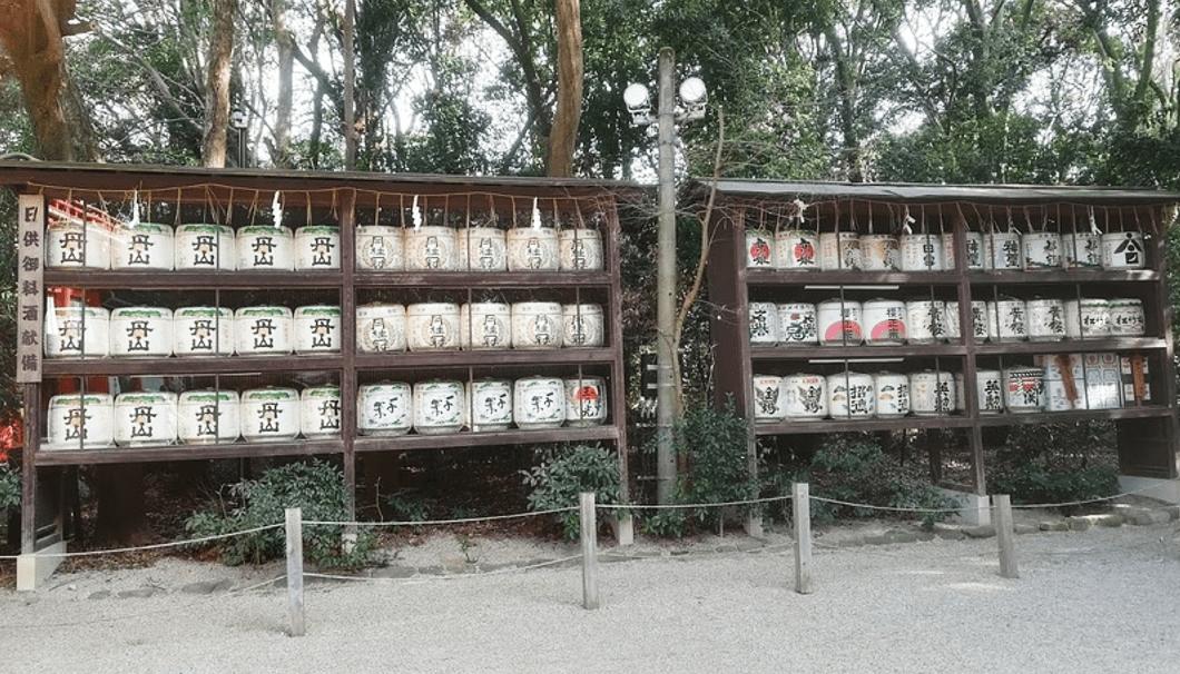 下鴨神社の献酒