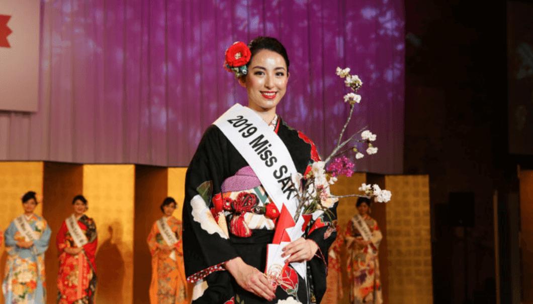 2019 Miss SAKE Japan 春田早重さん
