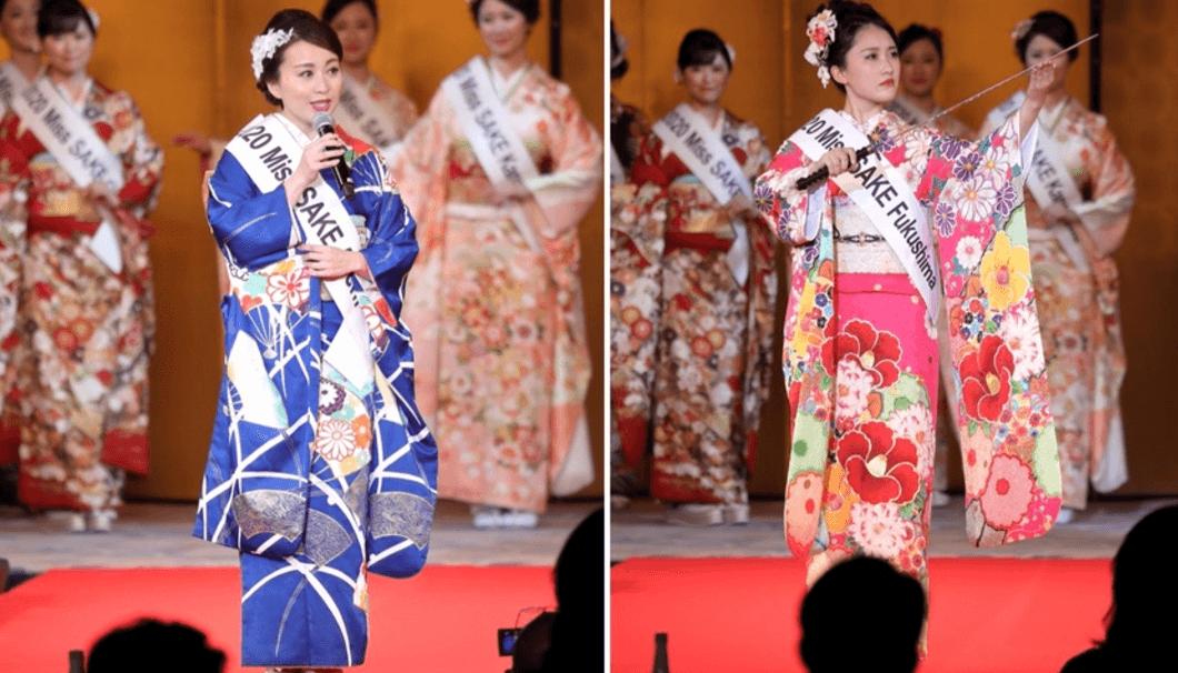 左から 愛知代表の髙田さん、福島代表の武田さん