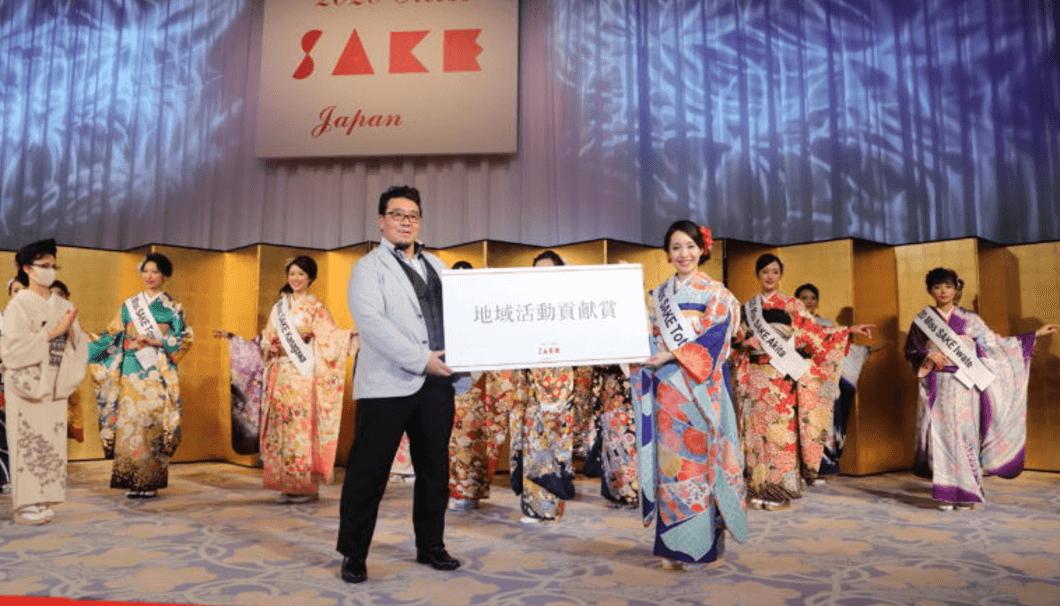 地域活動貢献賞受賞 鳥取代表の永井さん