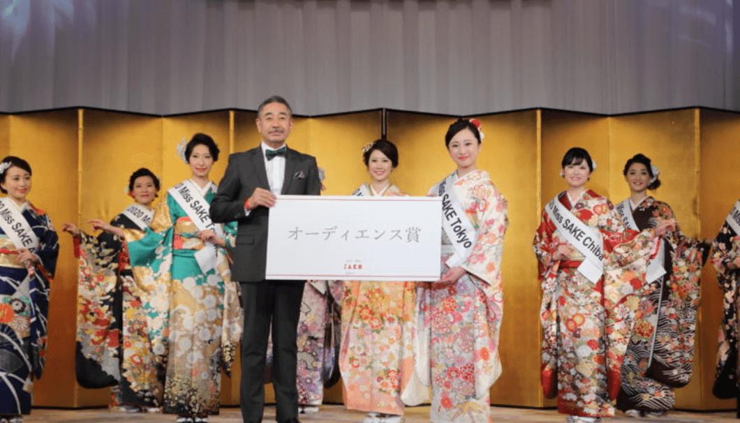 オーディエンス賞受賞 東京代表の齋藤さん
