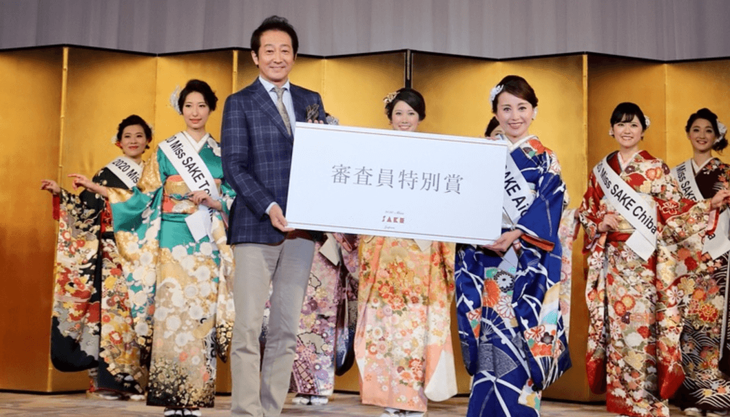 審査員特別賞 愛知代表の高田さん