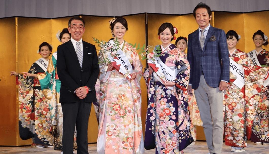 準グランプリの群馬代表の福田さんと神奈川代表の須山さん