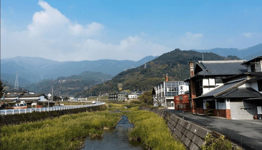 天山酒造株式会社(佐賀県小城市)