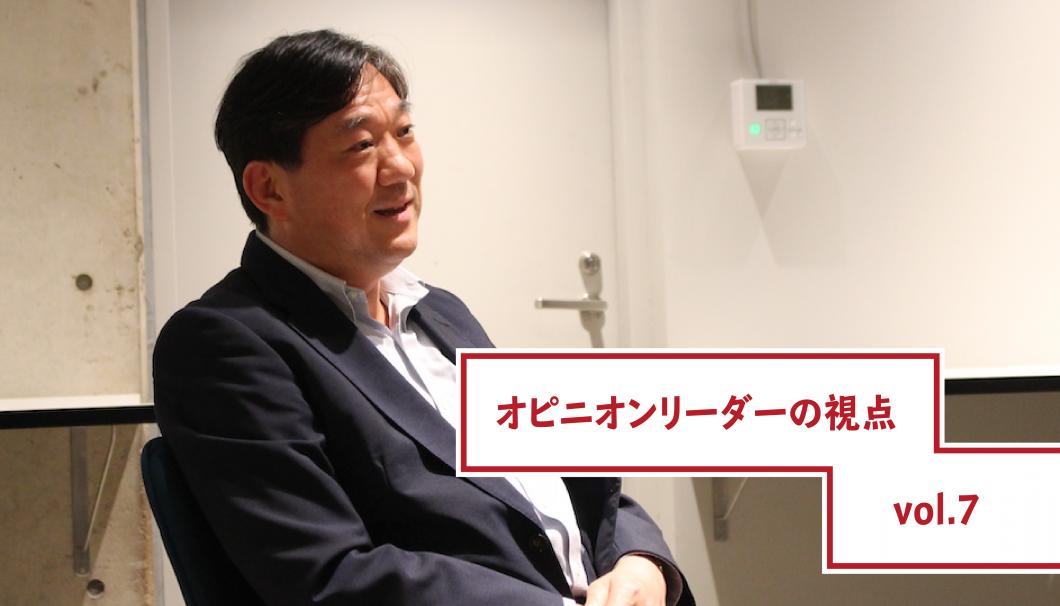 前・国税庁酒税課課長の杉山真さん
