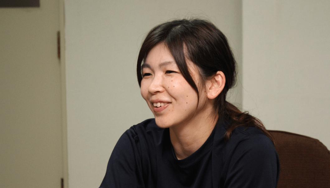 田松由奈さん