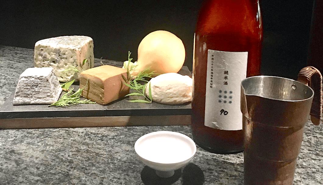 料理と日本酒のペアリング