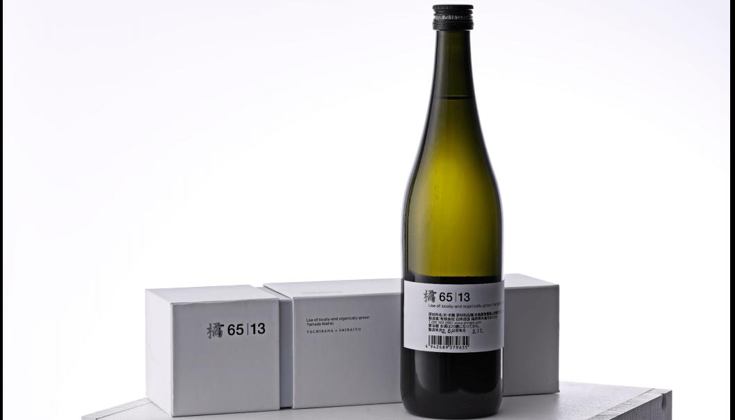 橘ケンチ×白糸酒造コラボ日本酒「橘6513」
