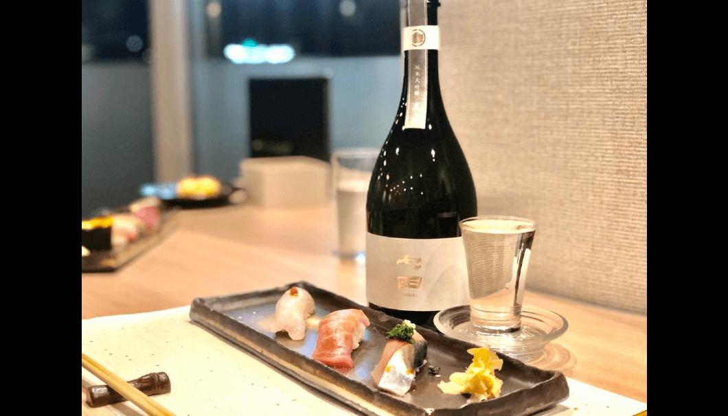 天山酒造「七田 純米大吟醸 真白」