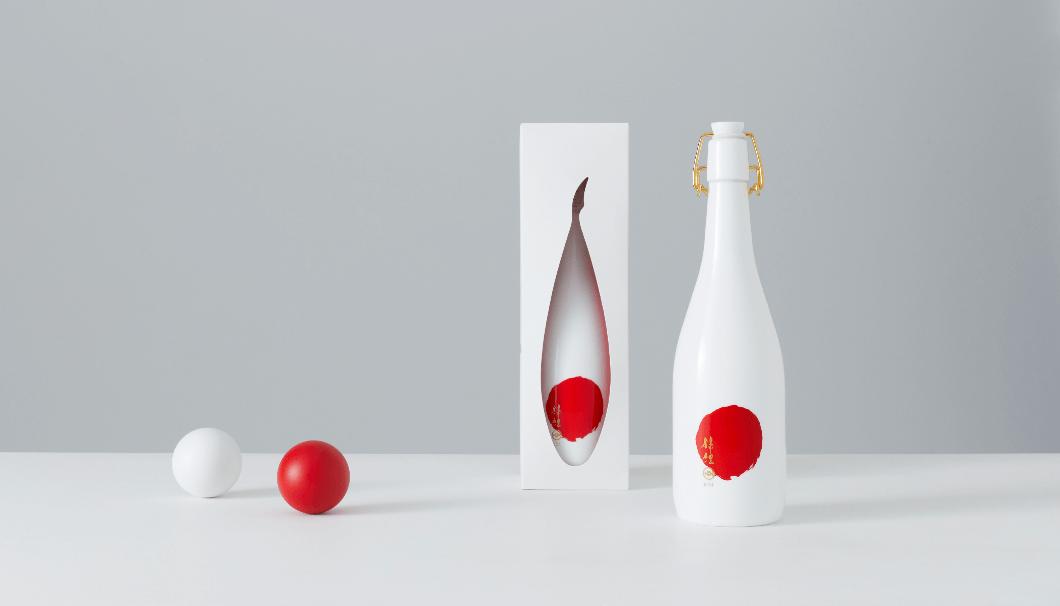 今代司酒造株式会社(新潟市中央区)が造る「挑戦」がテーマの日本酒「錦鯉 丹頂 The RISING SUN」