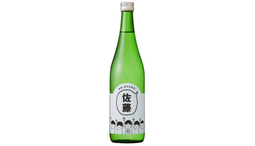 栃木県佐野市・第一酒造株式会社「開華 純米吟醸 佐藤の酒」