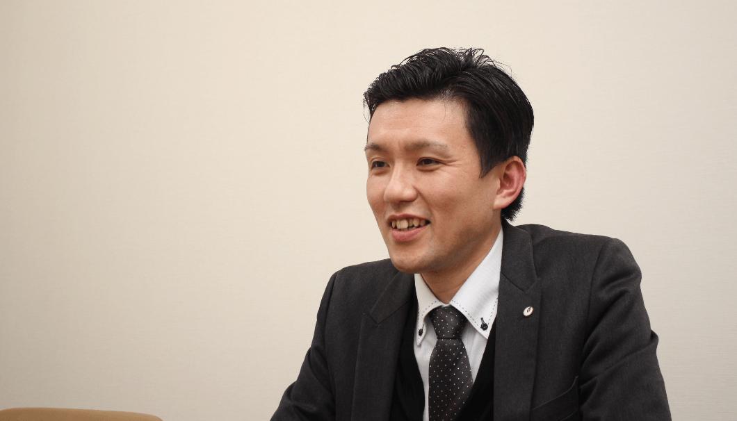 マーケティング本部 課長代理の小倉健太郎さん