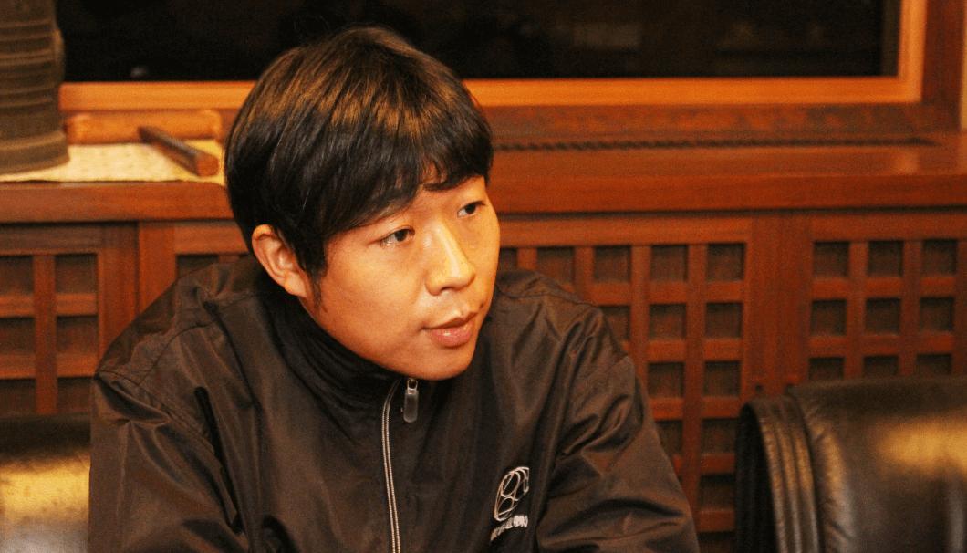 平和酒造代表取締役社長・山本典正さん