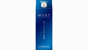 大関株式会社の新商品「MYST(ミスト)」