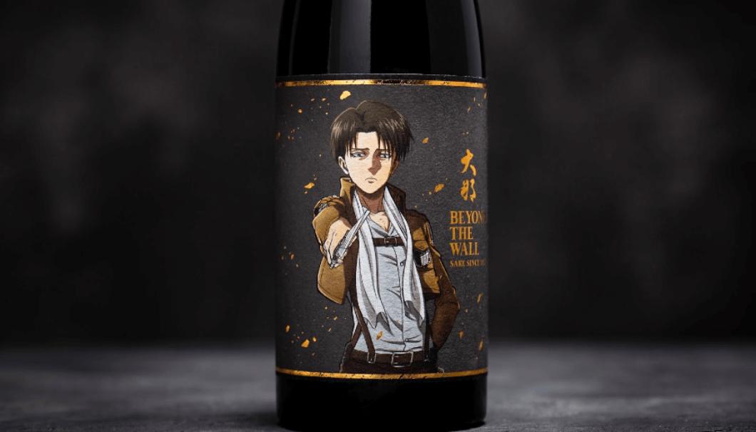 大那 ビヨンド・ザ・ウォール リヴァイモデル 山田錦使用 純米吟醸酒