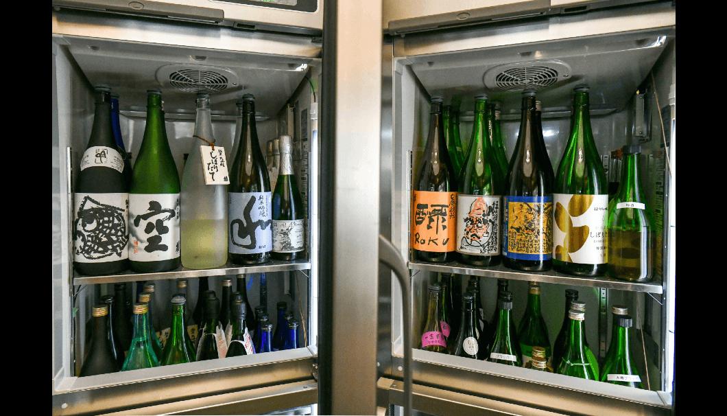 店舗側で冷蔵庫内の在庫状況をリアルタイムで把握