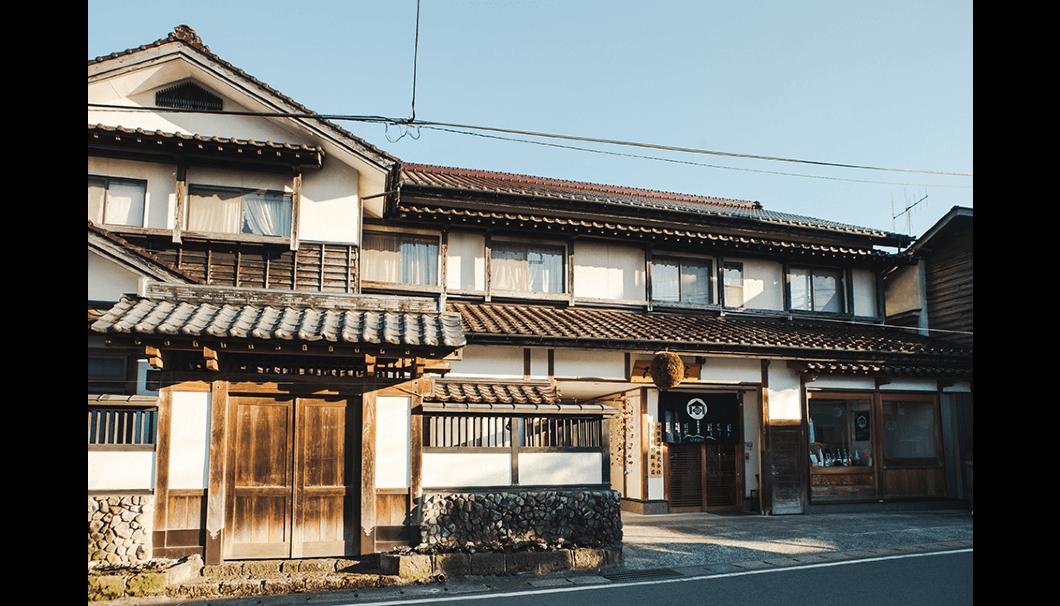 河津酒造株式会社(熊本県阿蘇郡小国町)