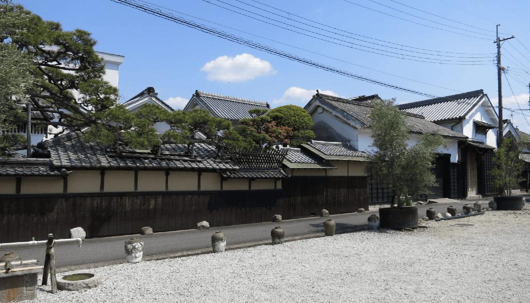 油長酒造株式会社(奈良県御所市)