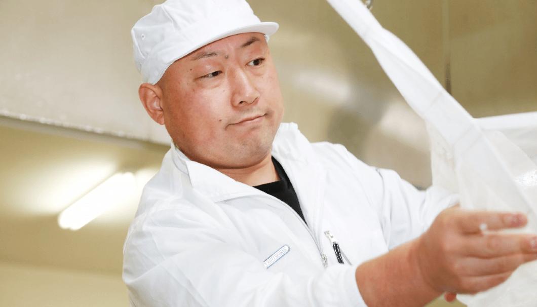 新澤醸造店 蔵元の新澤巖夫さん