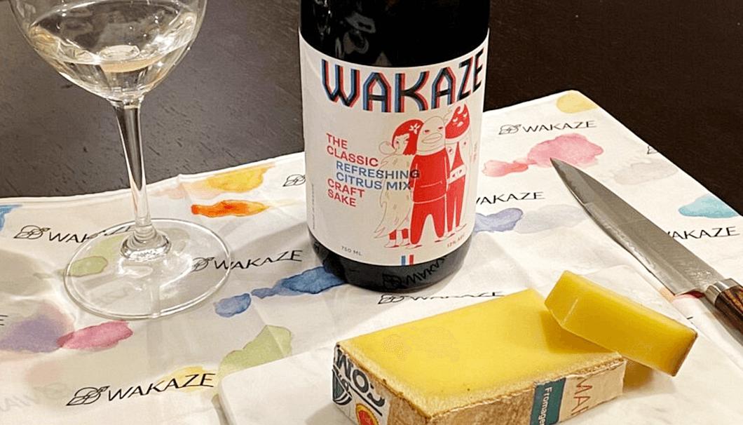 WAKAZE「THE CLASSIC」とコンテチーズ