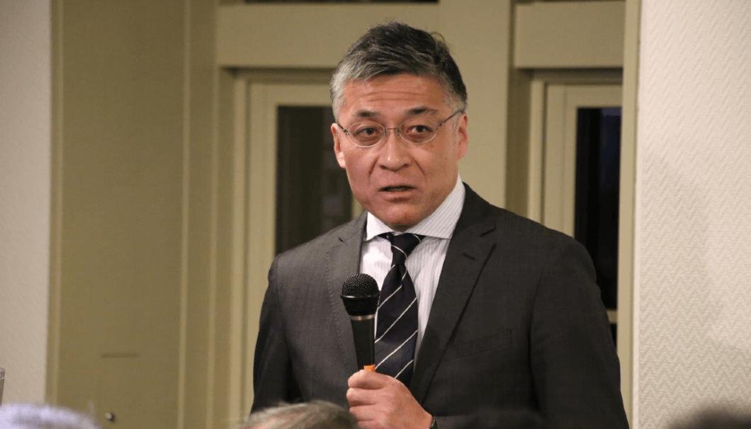平田大教授