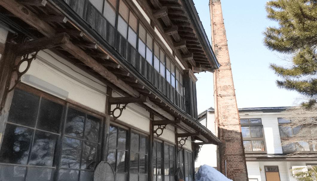 男山酒造店