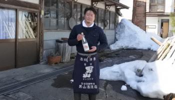 男山酒造店 小林靖さん