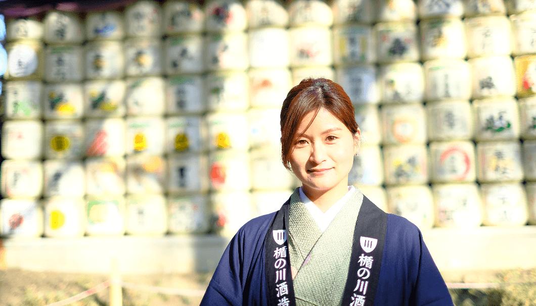 海外事業部の小畑直美さん