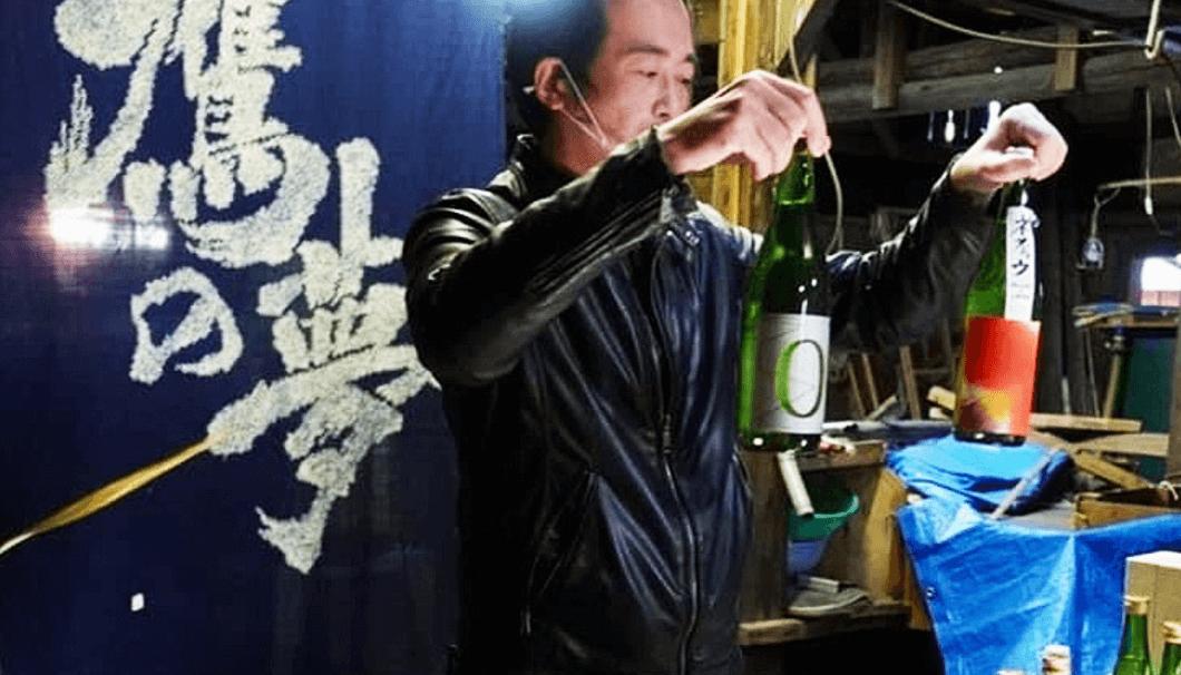 山盛酒造 6代目の山盛岳志さん