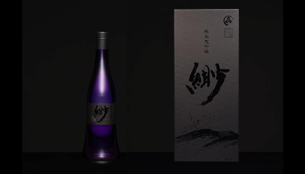 株式会社UNITY ZEROの日本酒事業の第一号ブランド「緲(びょう)」