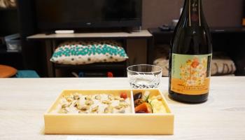 「深川めし」と田村酒造場「嘉泉 東京和醸 特別純米」