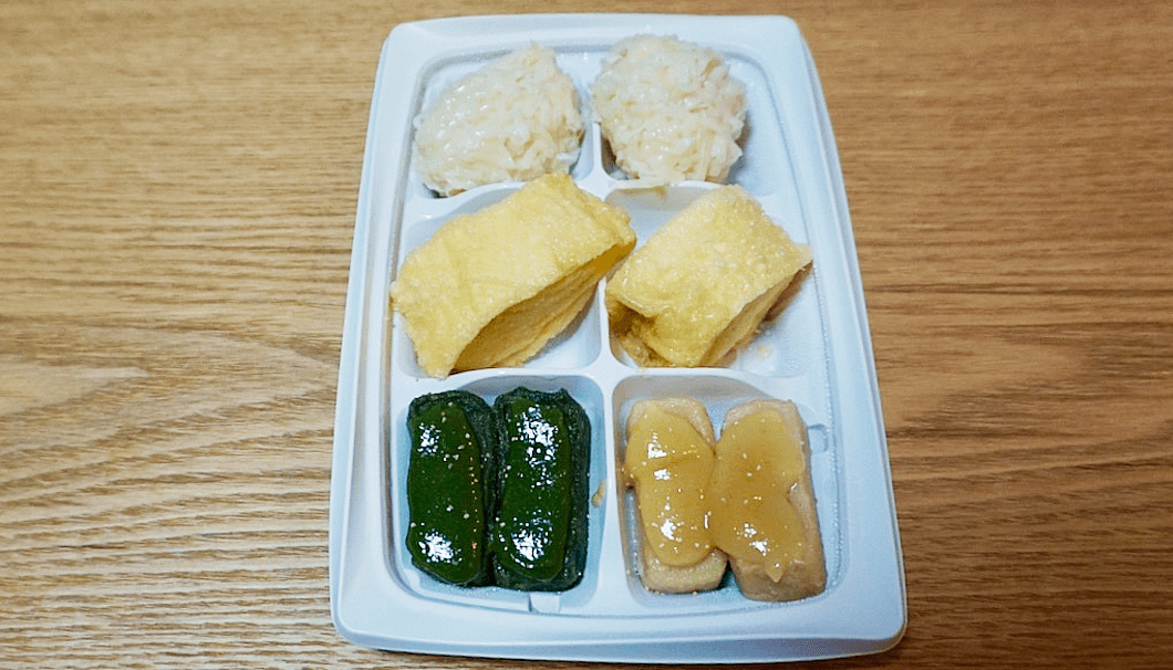 梅の花「梅セット」925円(税込)