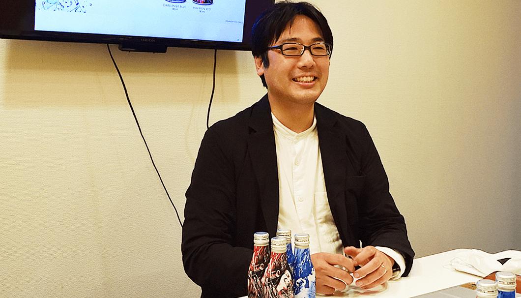 「SakeBottlers」代表の鈴木将之さん