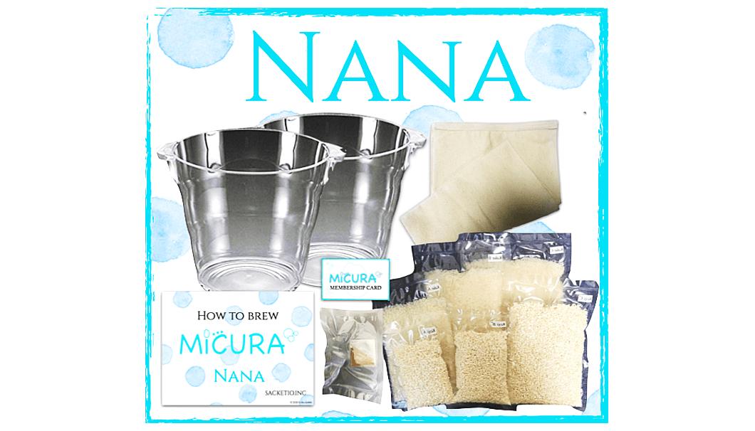 MiCURA「NANA」