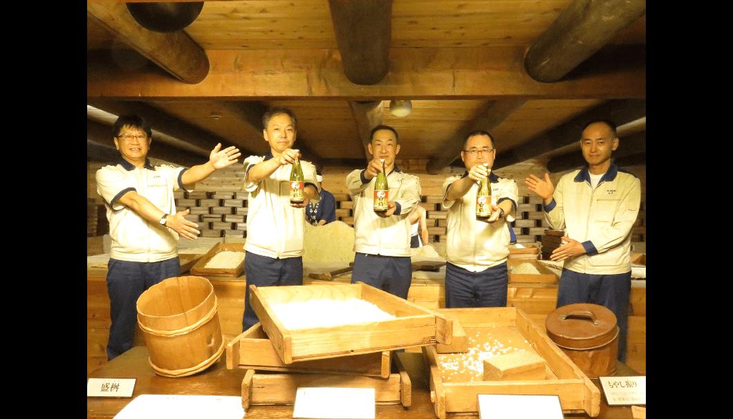 神戸・白鶴酒造