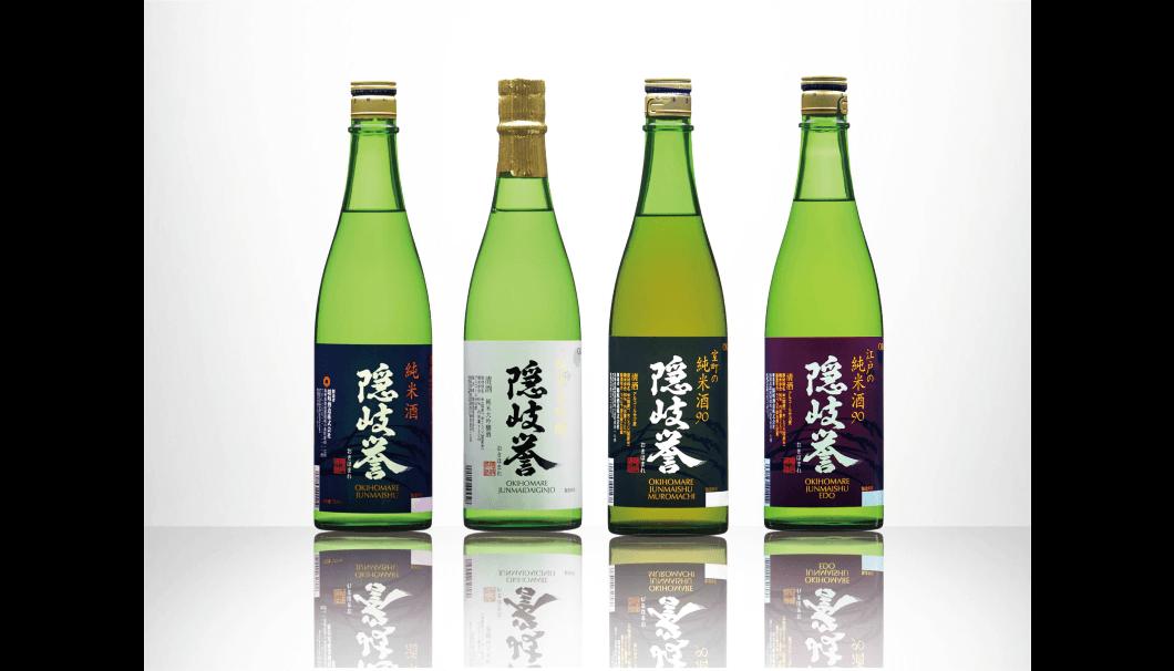 隠岐酒造株式会社(島根県隠岐群隠岐の島町)
