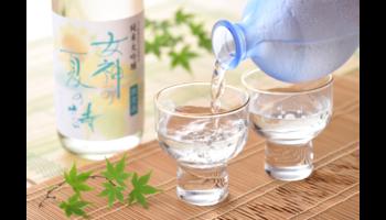 地域商社やまぐち株式会社×澄川酒造場「純米大吟醸 女神の夏の詩」