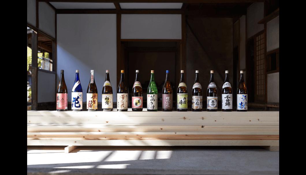 長野県佐久地域の日本酒