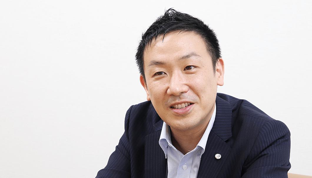 白鶴酒造マーケティング本部・大森茂雄さん