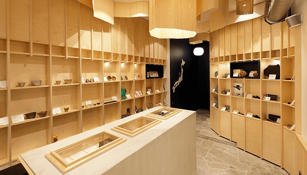 内装はフランス人デザイナーのエロイーズ・ボスレドンさん。「フランス人が持つ日本・新潟」をイメージ(画像提供:Kinase)