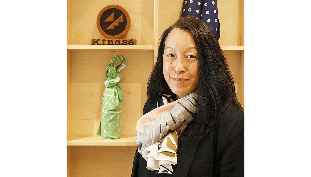 「Kinase」ショップマネージャーの伊藤洋子さん