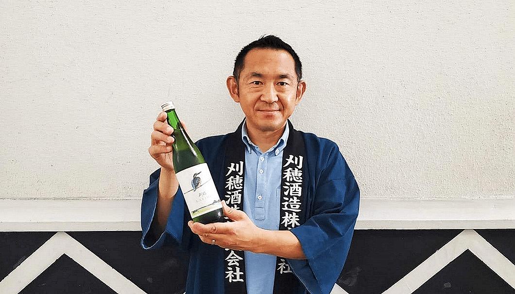 秋田清酒株式会社 代表取締役の伊藤洋平さん