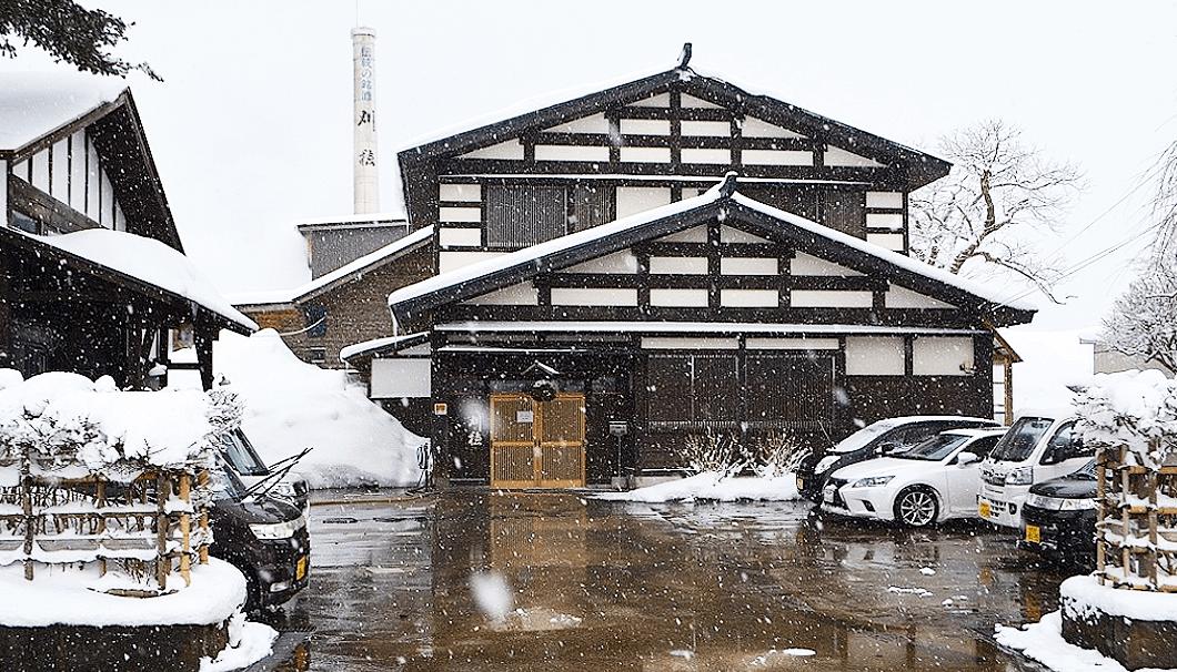 秋田県・刈穂酒造